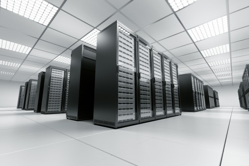 Data center cleaning - site prep